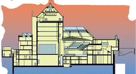 Проектирование и монтаж вентиляции в театре